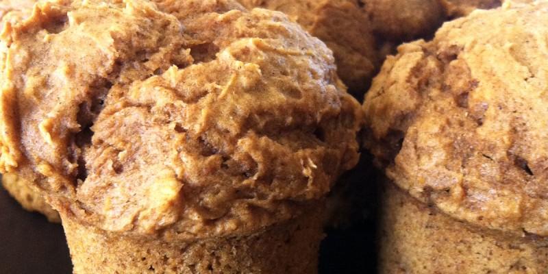 Pumpkin Spice Muffins | Atkinson Drive