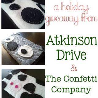 The Confetti Company Giveaway