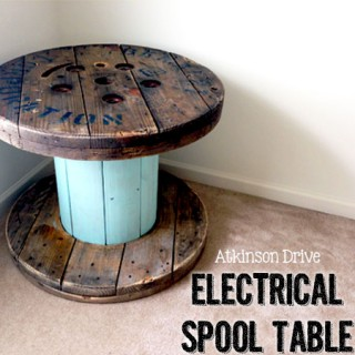 Electrical Spool Table