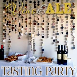 Vino & Ale Tasting Party