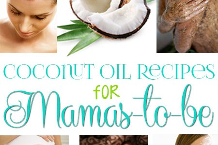 Coconut Oil Recipes for Mamas-To-Be