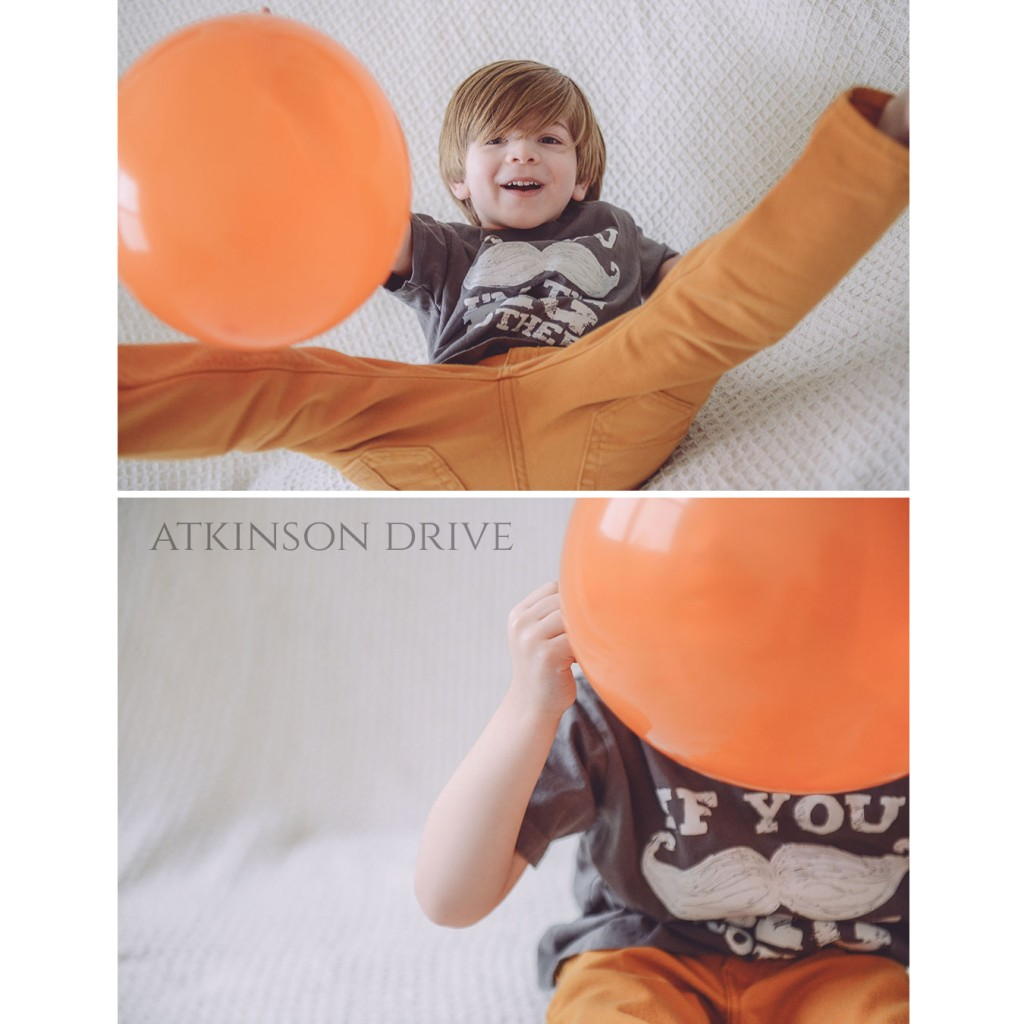 Older Sibling Photo Shoot | Atkinson Drive
