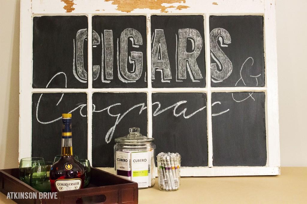 Cigars & Cognac Birthday Celebration | Atkinson Drive