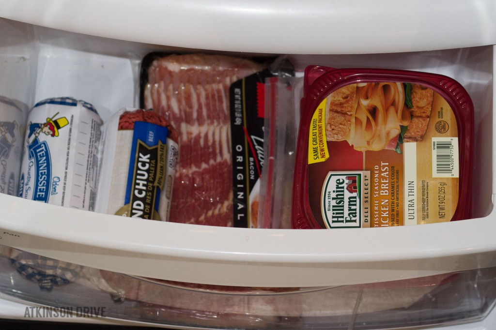 Stock Your Fridge for Low-Carb Eating | Atkinson Drive