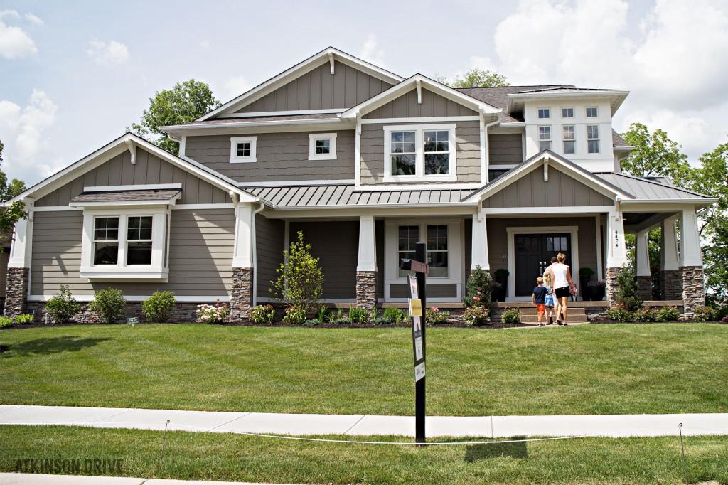 Home-a-Rama 2014: G&G Custom Homes | Atkinson Drive