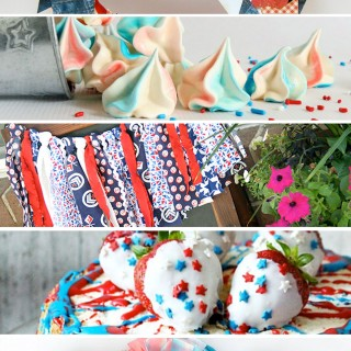 4th of July Patriotic Party Features