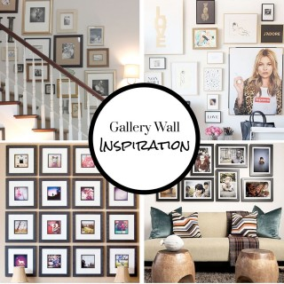 Gallery Wall Inspiration & Design Tips