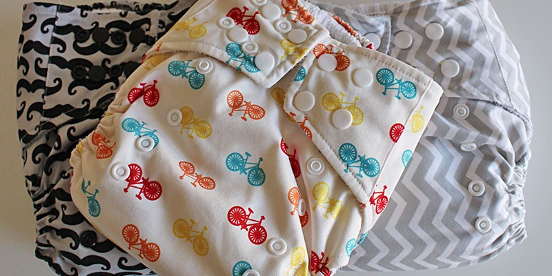 Are you interested in cloth diapering but have no idea where to start? This post explains all about cloth diapering for the modern family!